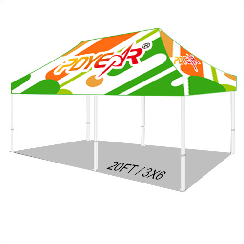 3X6/20FT Custom Print (Canopy Only)
