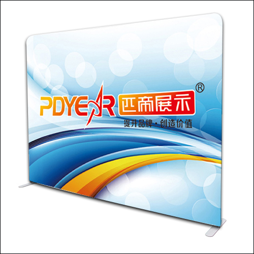 10FT/295CM(W) Straight Tension Fabric Display