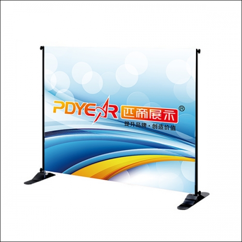 Adjustable Tradeshow Display-3M(W)X2.3M(H)