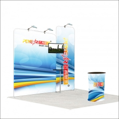 10FT / 3X3 Portable Exhibition Booth P2-33